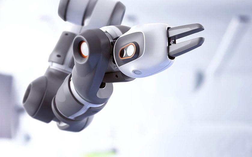 工业机器人机械手产品外观m6官网
