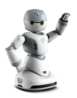 海尔Ubot家庭伴侣机器人上海m6官网公司