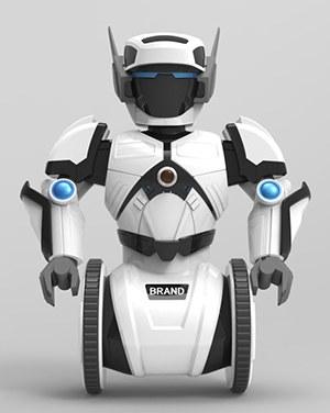 平衡智能机器人产品结构m6官网