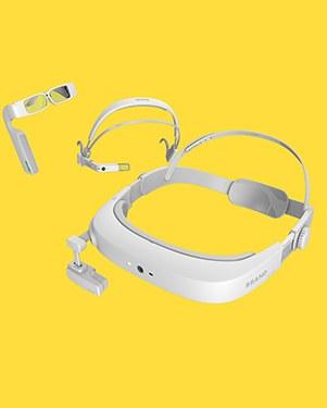 领域智能眼镜产品形象m6官网